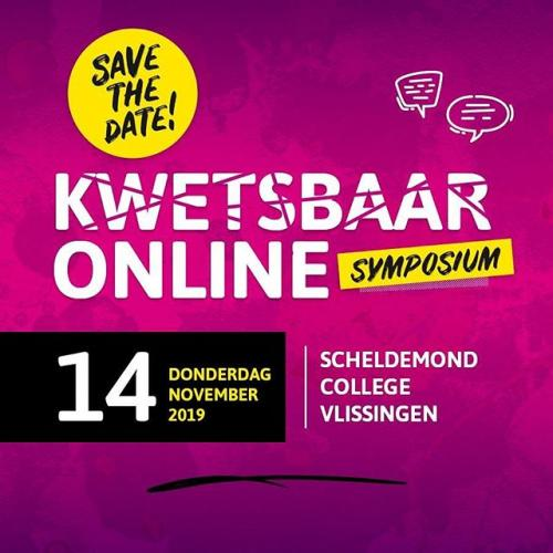 Save the date symposium Kwetsbaar online 2.0
